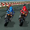 Super motocykl - gwiezdny tor