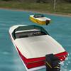 Wyścig łodzi motorowych